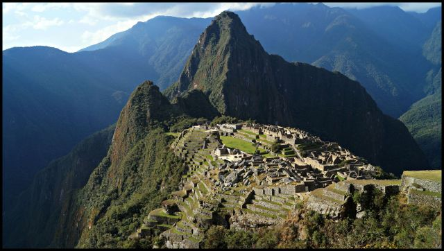 Machu Picchu, Photo by Flavio Moy, HealerShaman.com