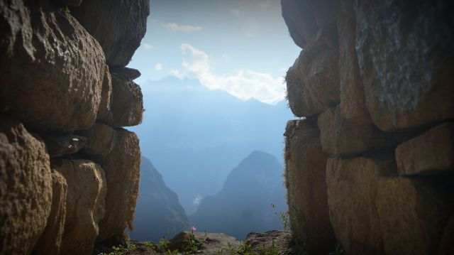 Window of Light, Machu Picchu. Photo by Flavio Moy. HealerShaman.com